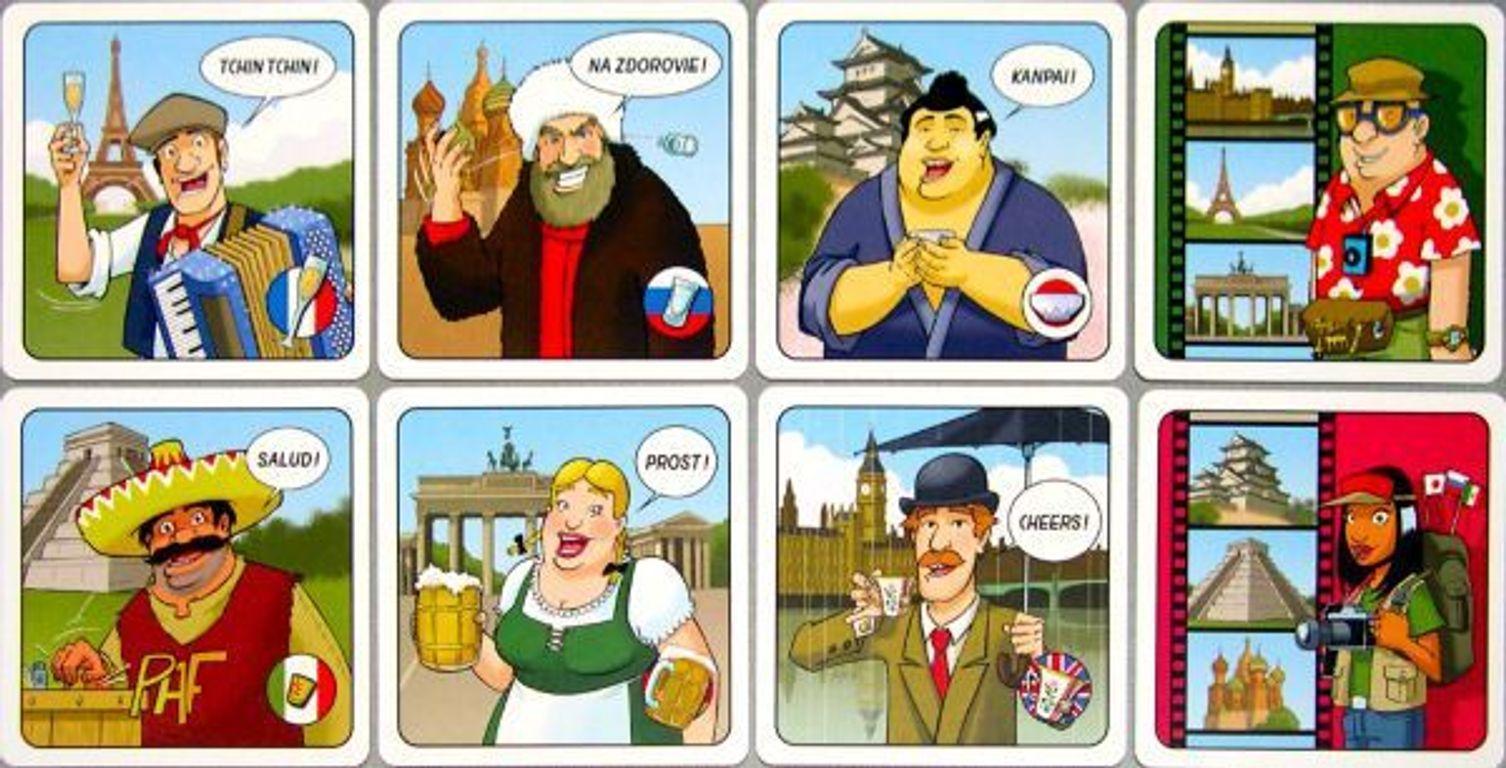 Tchin Tchin cards