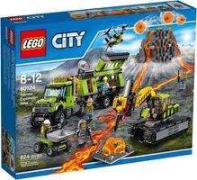 LEGO® City Volcano Exploration Base