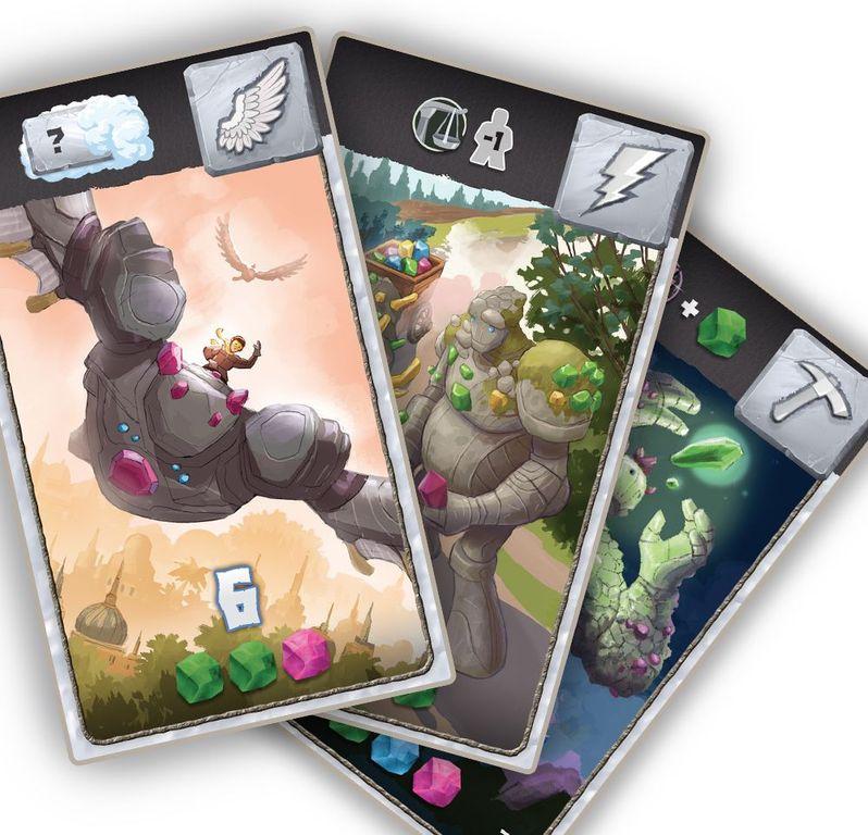 Century: Golem Edition - An Endless World cards