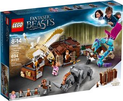 LEGO® Harry Potter Newt Scamander Suitcase Kit
