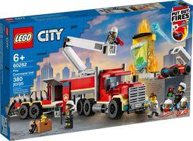 LEGO® City Fire Command Unit