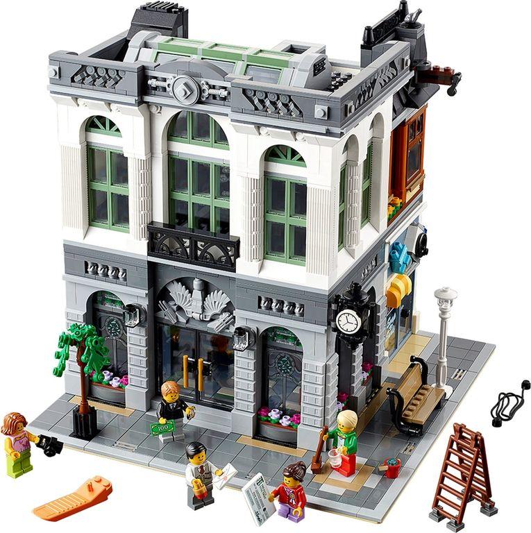 LEGO® Creator Expert Brick Bank components