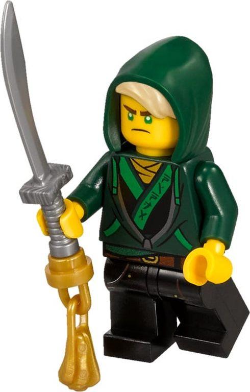 LEGO® Ninjago Lloyd components