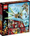 LEGO® Ninjago Lloyd's Titan Mech back of the box