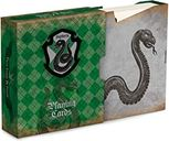 Harry Potter Slytherin House Playing Cards box