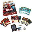 Munchkin Marvel components