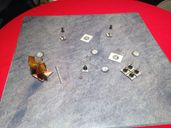 Dungeons & Dragons: Attack Wing - Wraith Expansion Pack components