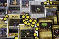 Boss Monster: Rise of the Minibosses components