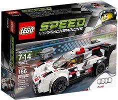 LEGO® Speed Champions Audi R18 e-tron quattro