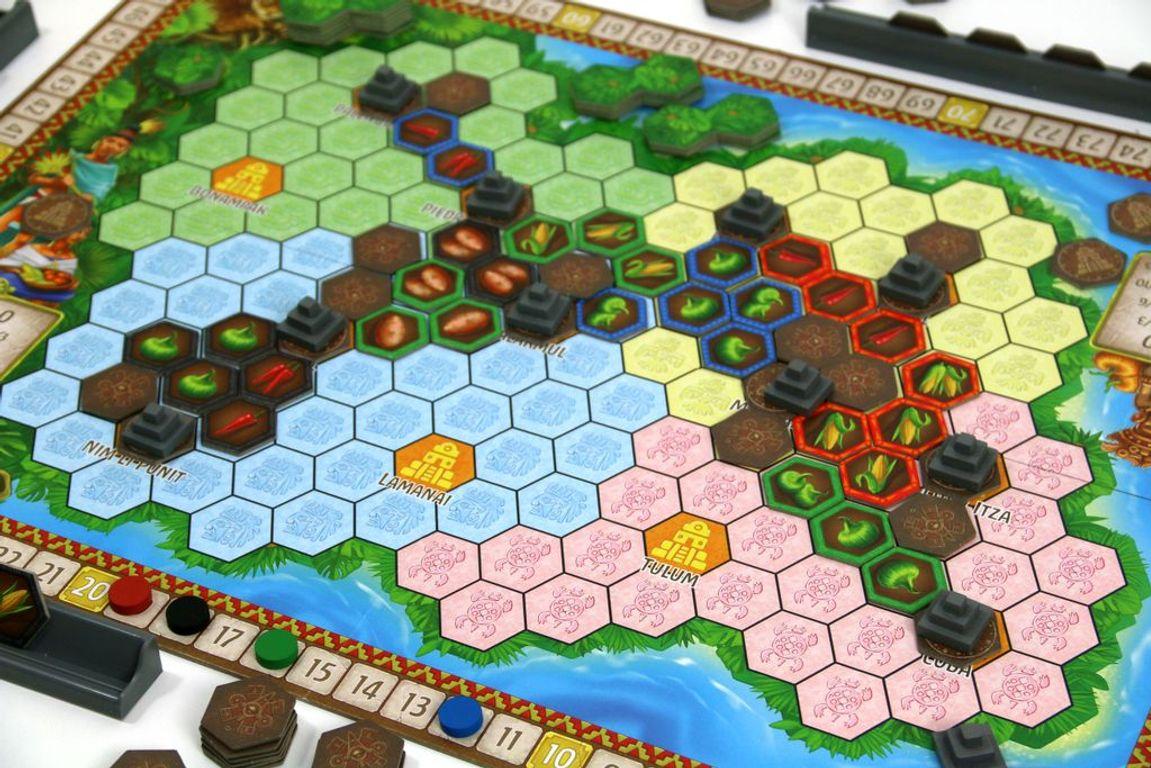 Maya gameplay