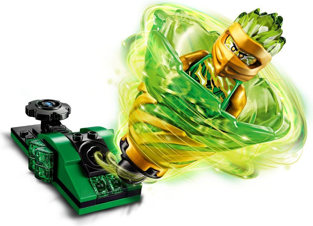 LEGO® Ninjago Spinjitzu Slam Lloyd gameplay
