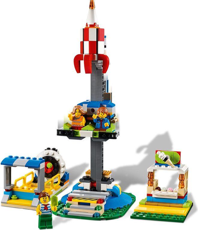 LEGO® Creator Fairground Carousel alternative