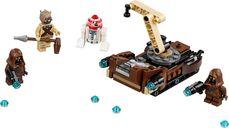LEGO® Star Wars Tatooine™ Battle Pack components