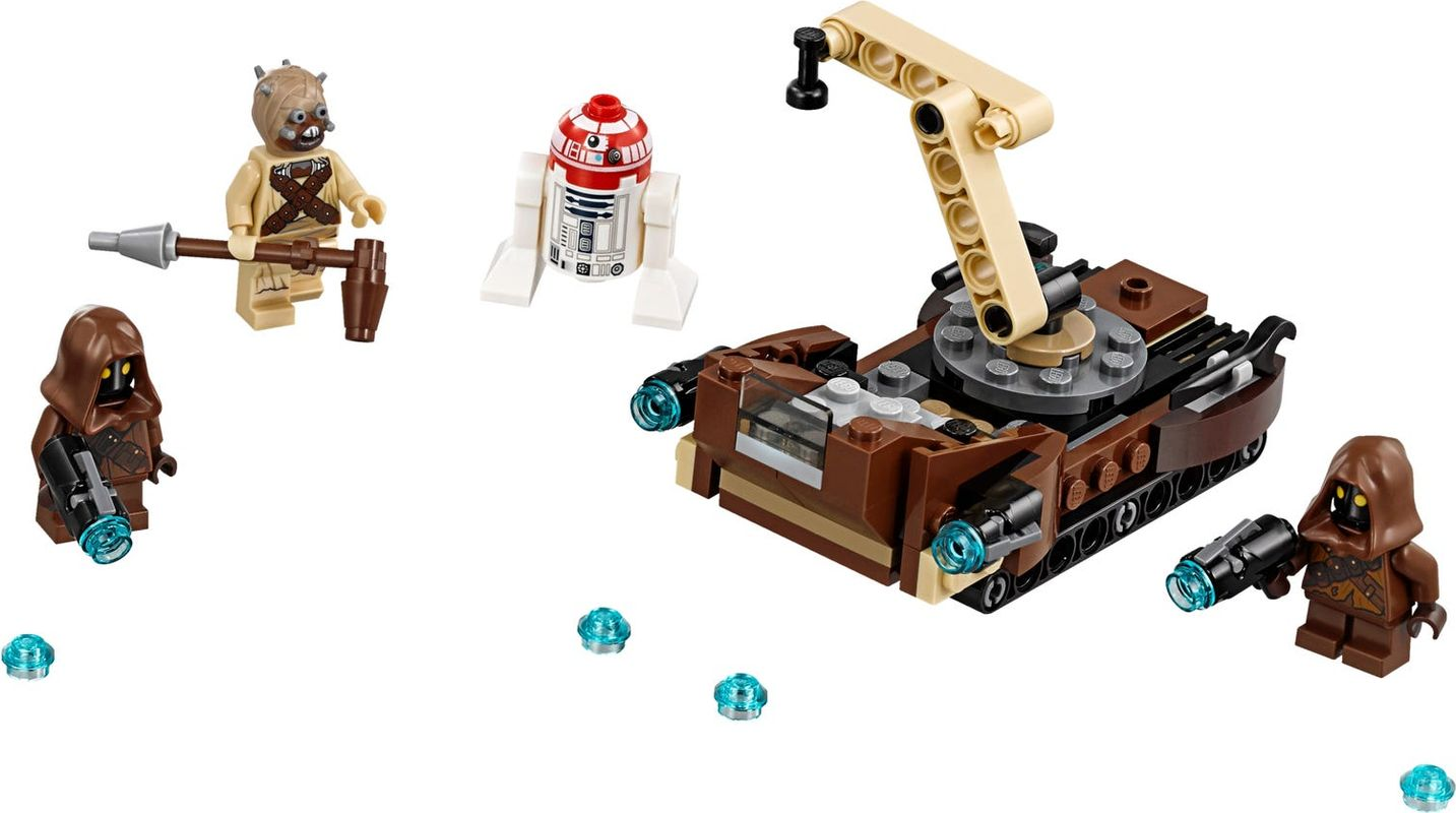 Tatooine™ Battle Pack components