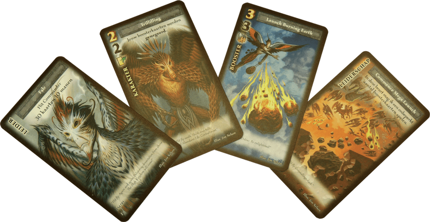 Blue Moon: The Flit cards