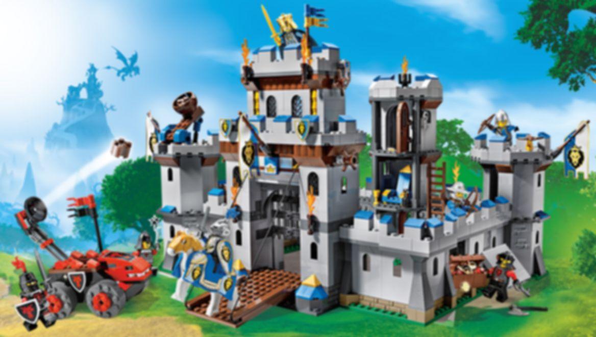 Koningskasteel speelwijze