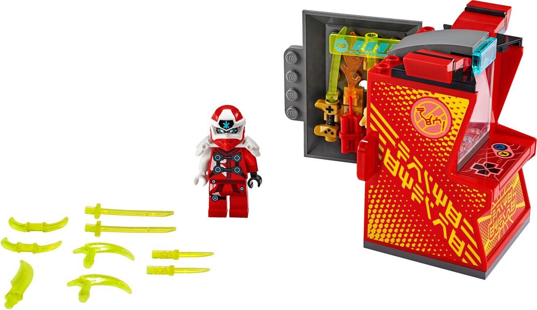 Kai Avatar - Arcade Pod components