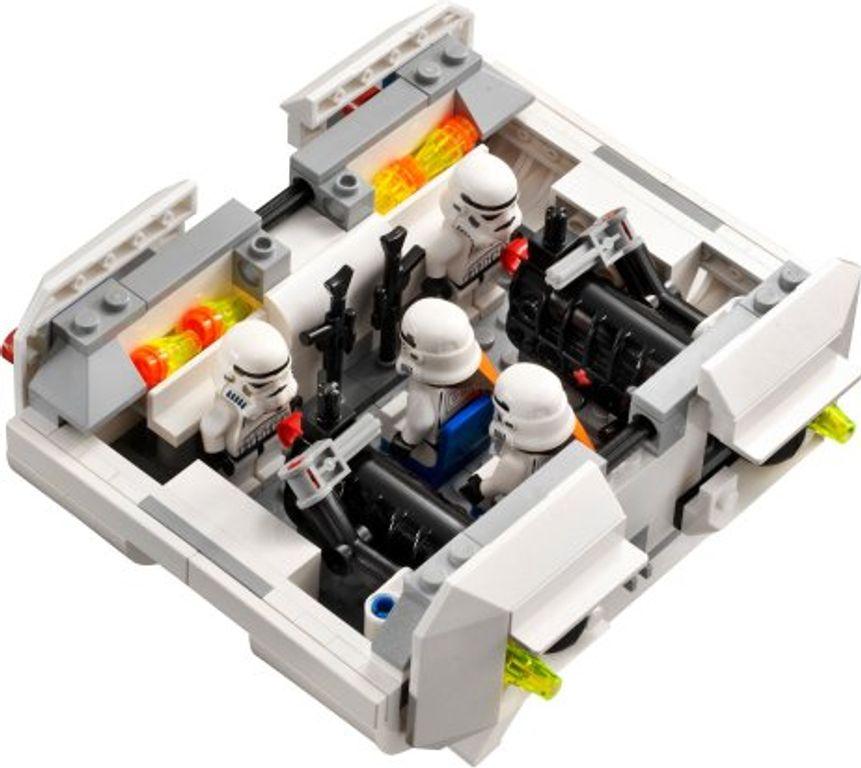 LEGO® Star Wars Imperial Landing Craft interior