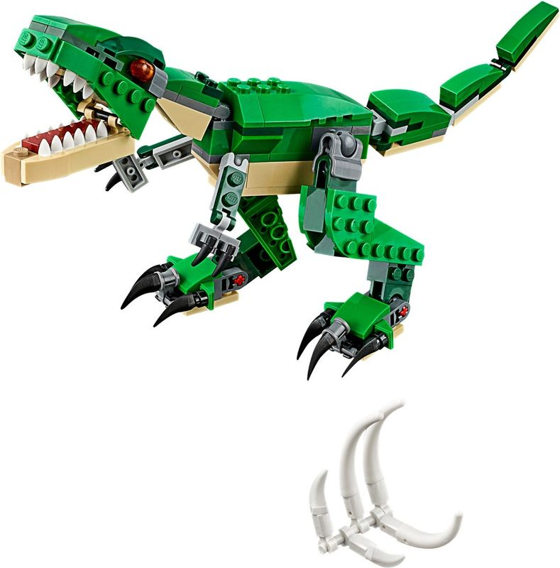 LEGO® Creator Mighty Dinosaurs components
