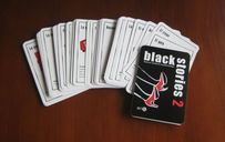Black Stories 2 cards