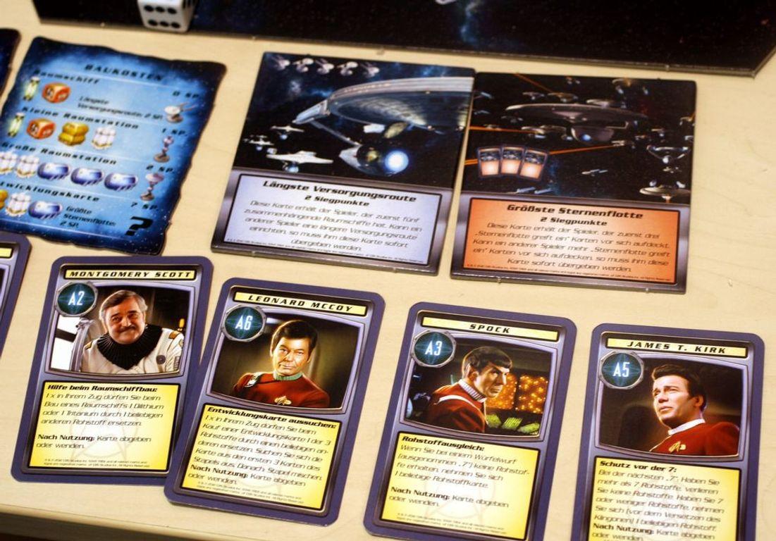 Star Trek: Catan cards