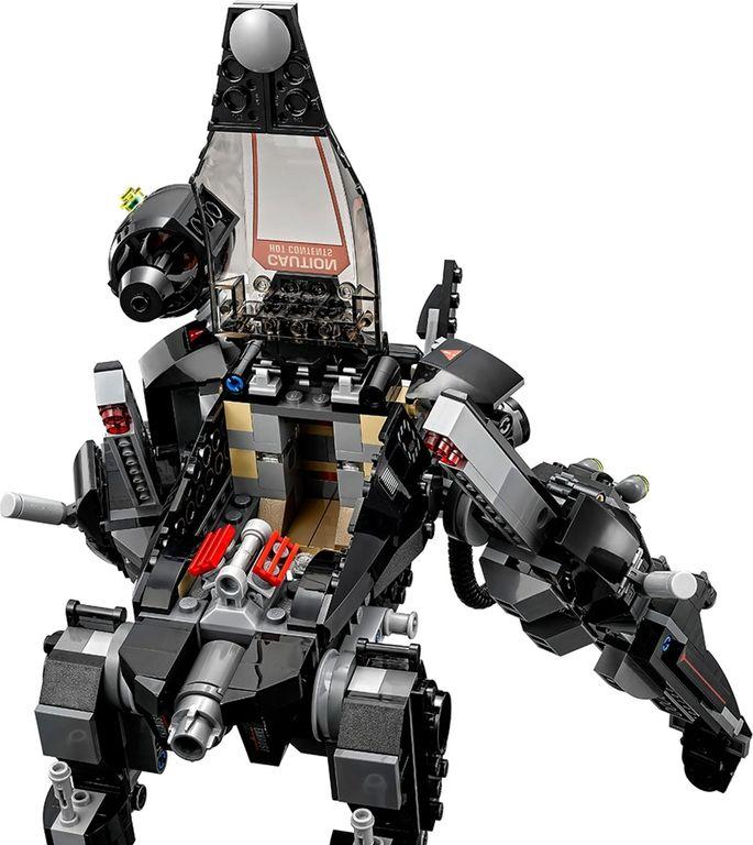 LEGO® Batman Movie The Scuttler components