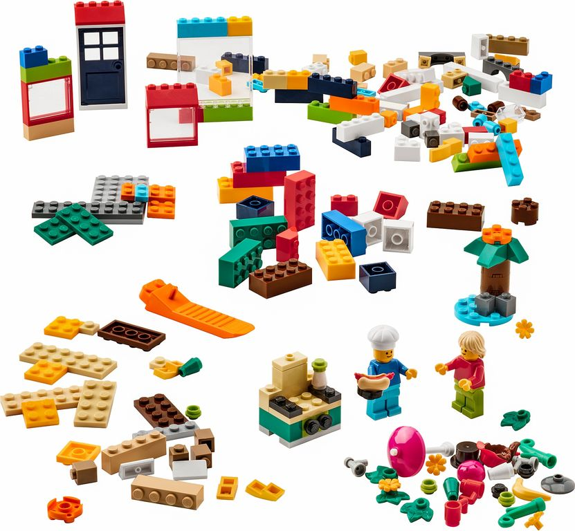 LEGO® BYGGLEK BYGGLEK components