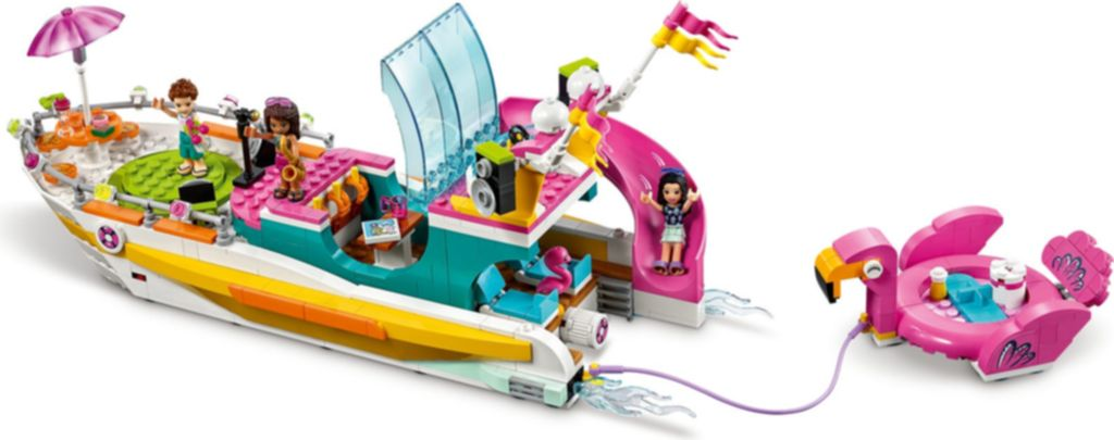 LEGO® Friends Party Boat gameplay