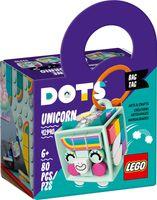 LEGO® DOTS Bag Tag Unicorn