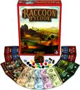 Raccoon Tycoon components