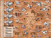 Martians: A Story of Civilization game board