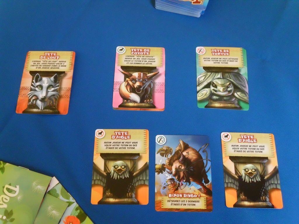 Totem! cards