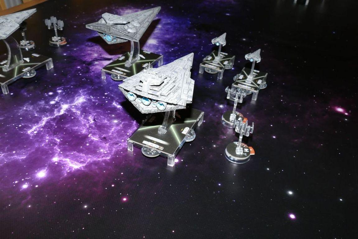 Star Wars: Armada - Interdictor Expansion Pack gameplay
