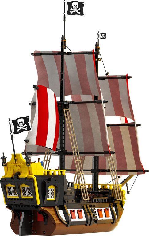 LEGO® Ideas Pirates of Barracuda Bay back side