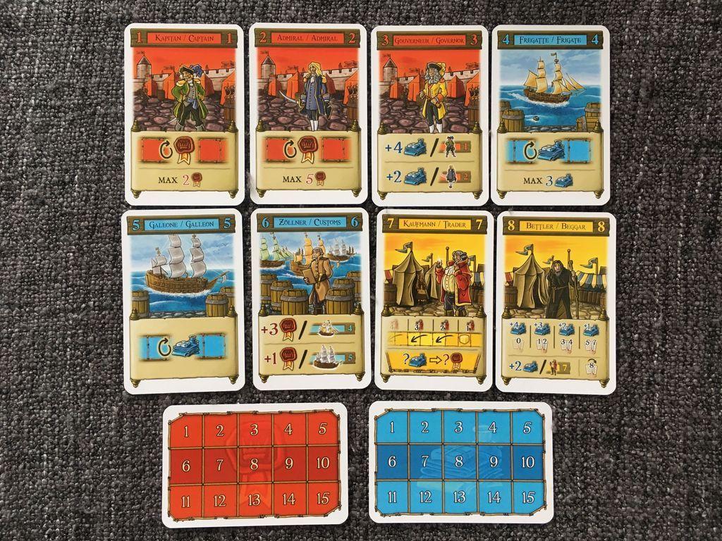 Santo Domingo cards