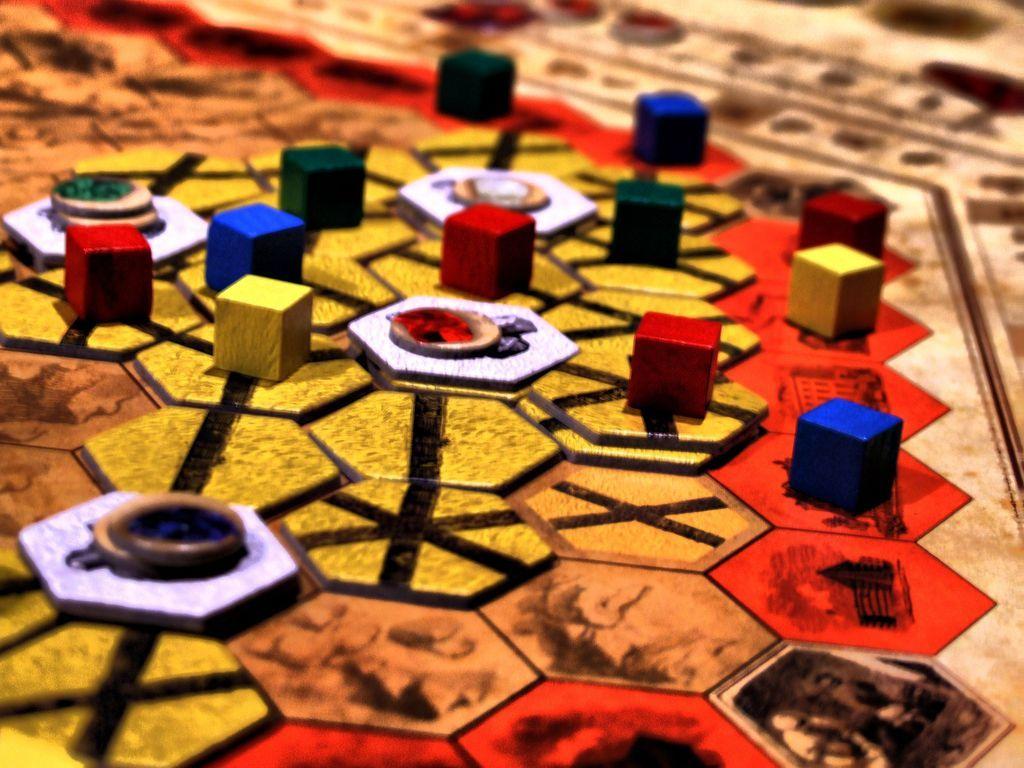 Cavum gameplay