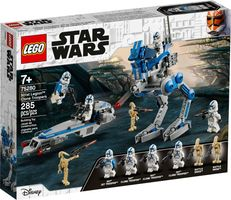 LEGO® Star Wars 501st Legion™ Clone Troopers
