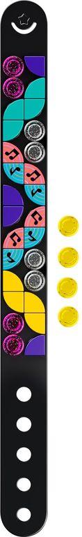 LEGO® DOTS Music Bracelet components