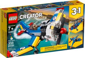 LEGO® Creator Race Plane