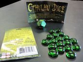 Cthulhu Dice components