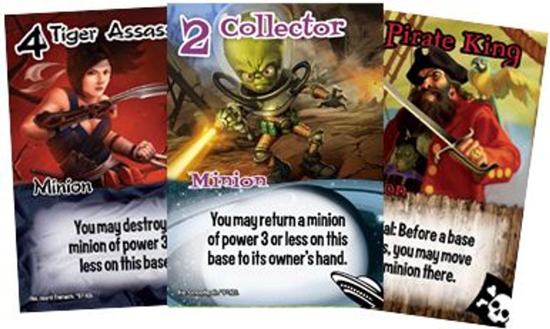Smash Up cards