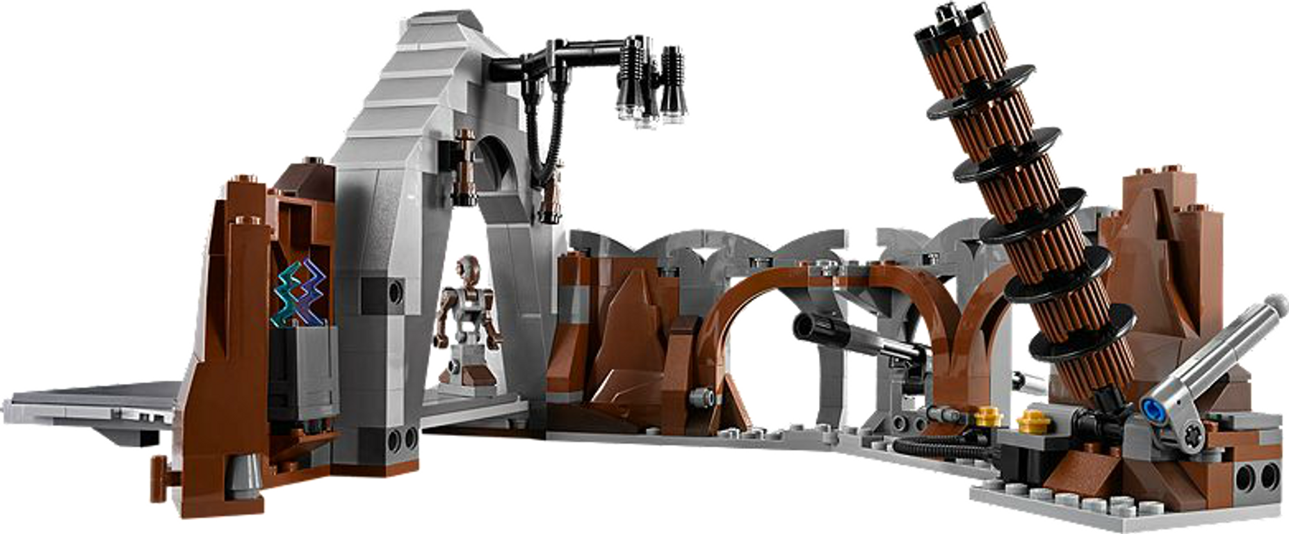 LEGO® Star Wars Duel on Geonosis interior