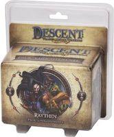 Descent: Viaggi nelle Tenebre (Seconda Edizione) - Pack Luogotenente Raythen