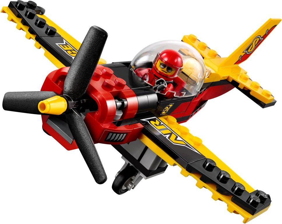 LEGO® City Race Plane gameplay