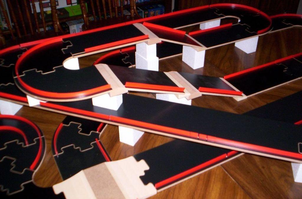PitchCar: Stunt Race componenten