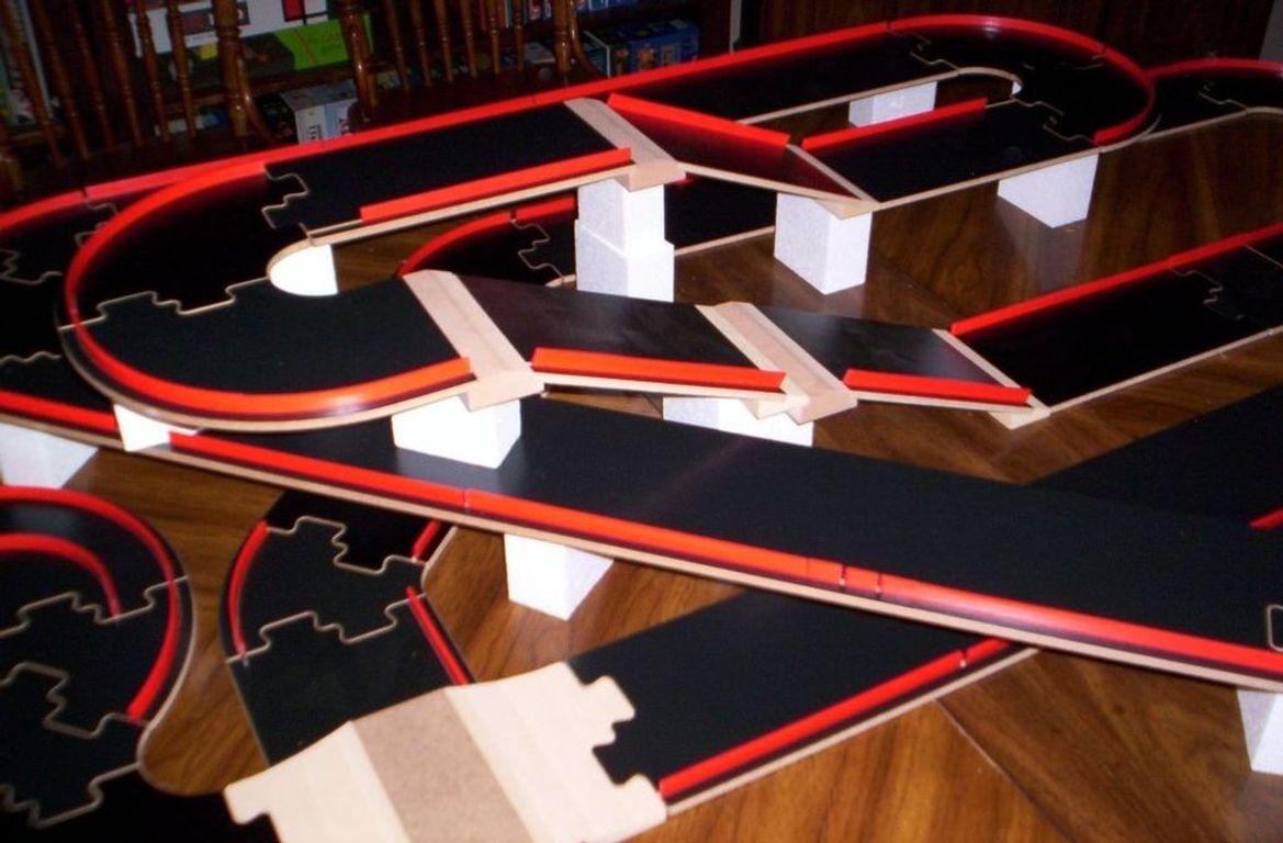 PitchCar: Stunt Race components