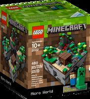 LEGO® Minecraft Micro World