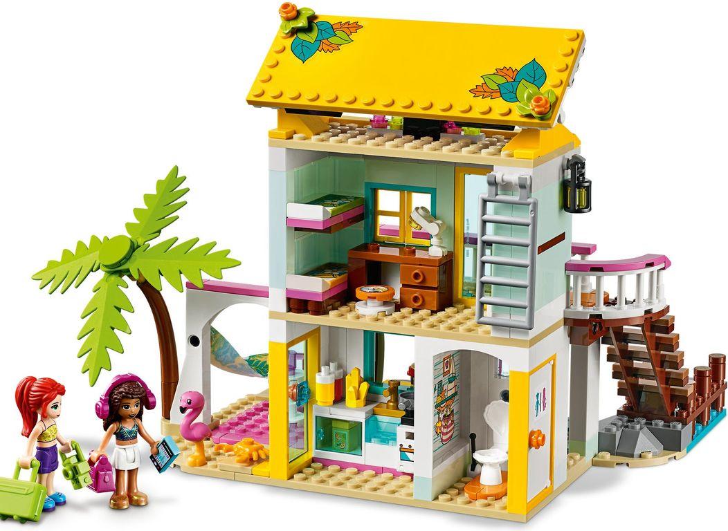 LEGO® Friends Beach House interior