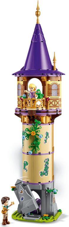 Rapunzel's Tower components
