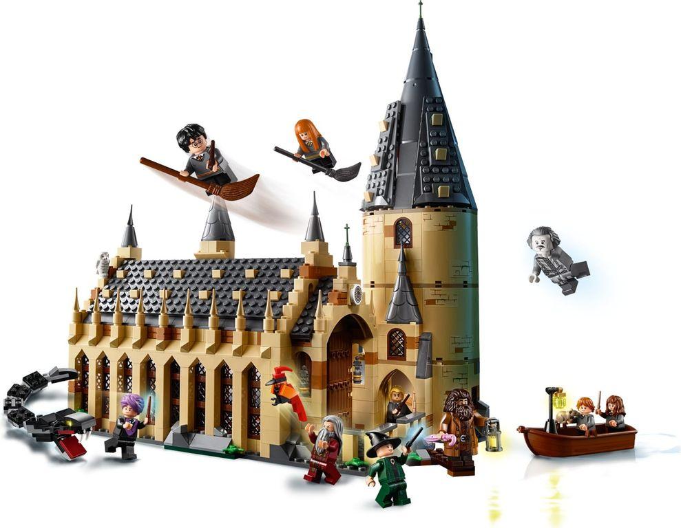 LEGO® Harry Potter Hogwarts™ Great Hall gameplay